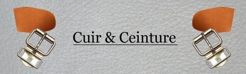 Cuir & Ceinture
