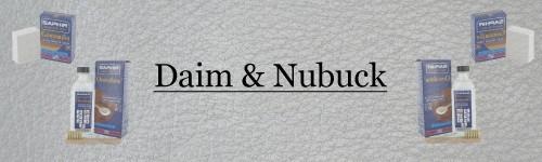 Daim & Nubuck