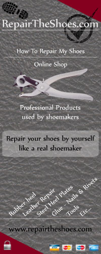 Repair Your Shoes