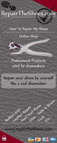 Repair Your Shoes